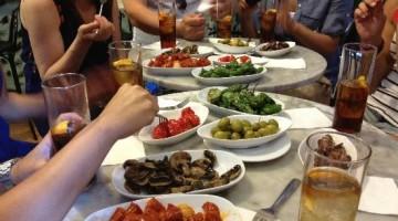 EAT CHEAP IN BARCELONA
