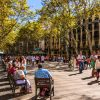 LAS RAMBLAS – Barcelona